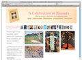 A Celebration of Banners websiite