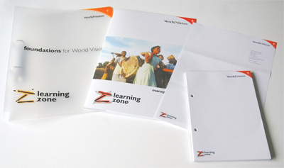 World Vision, Learning Zone