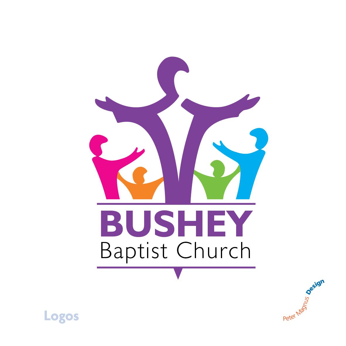 Bushey Baptist Church logo