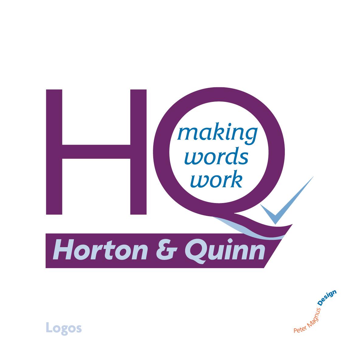 Horton and Quinn logo, training & education, Herts