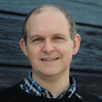 John Williamson, graphic designer & website designer, Peter Magnus Design