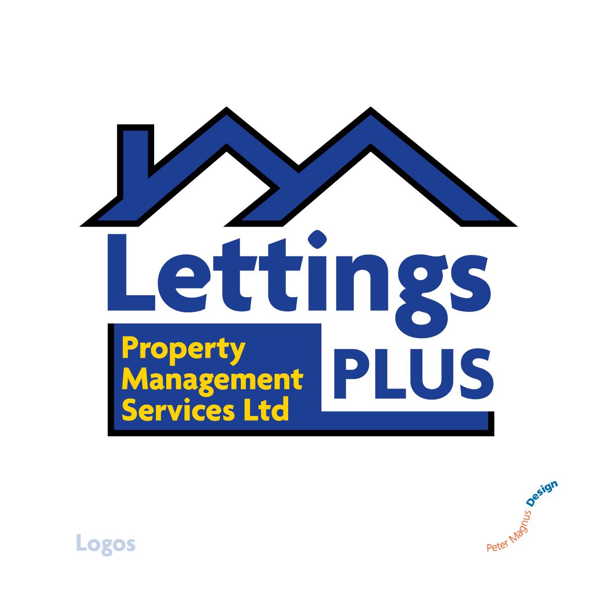 Lettings Plus logo, Property Management Services Ltd, Watford