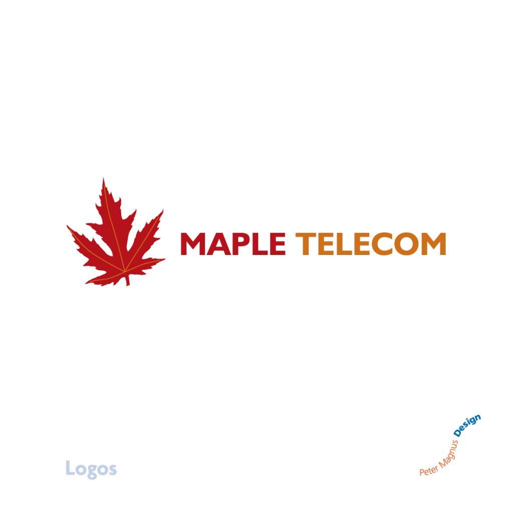 Maple Telecom logo, Hemel Hempstead