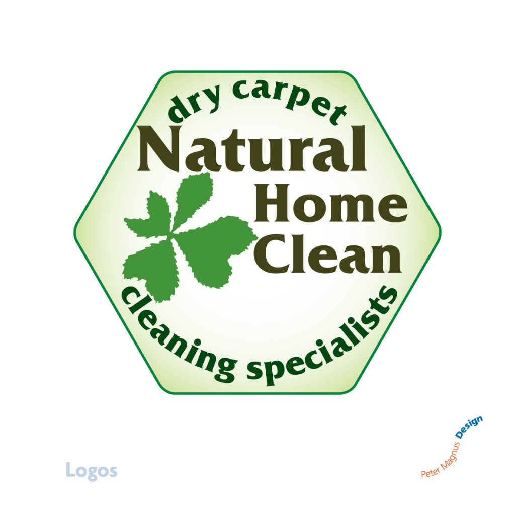 Natural Home Clean logo, Watford, Herts