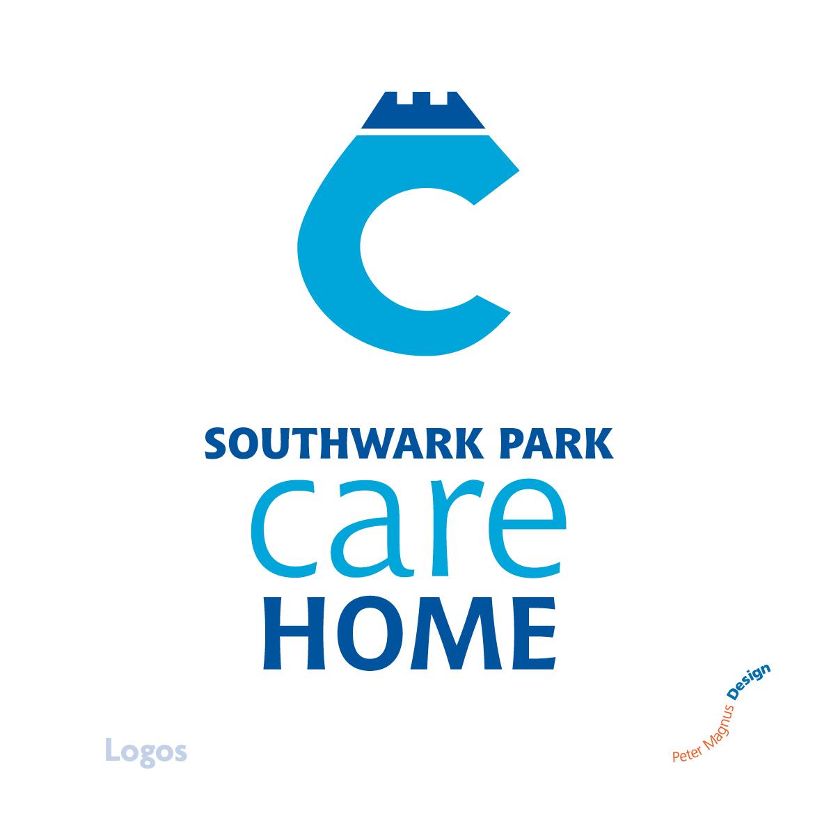 Southwark Park Care Home logo, Southwark, South London