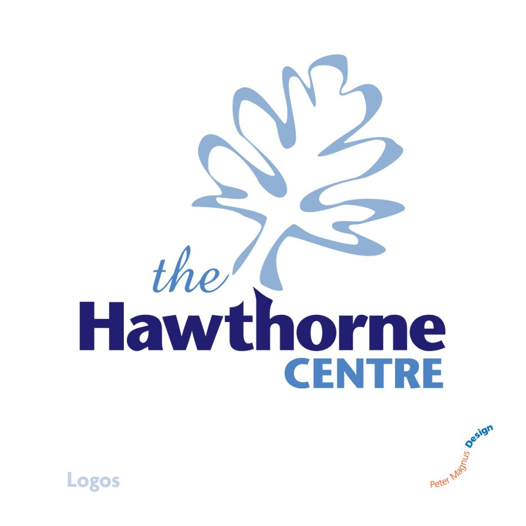 The Hawthorne Centre logo, Welwyn Garden City, Herts