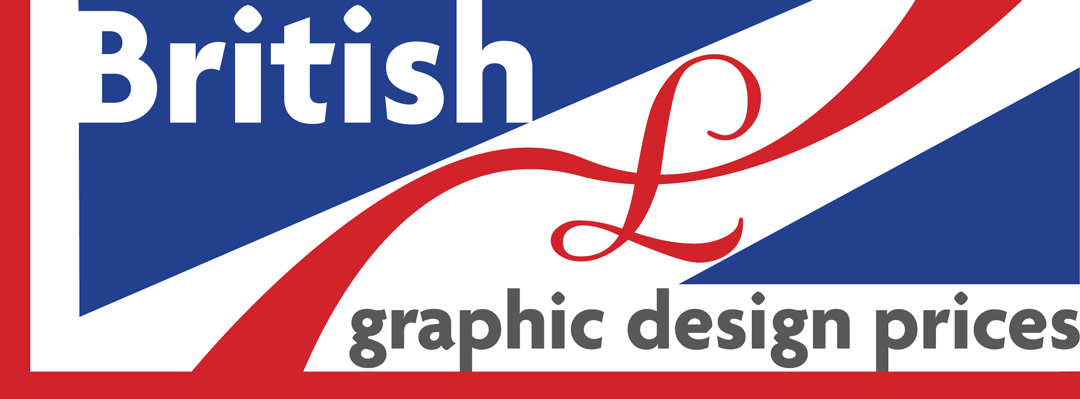 British graphic design prices