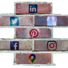 Social media pages by Peter Magnus Design, Watford